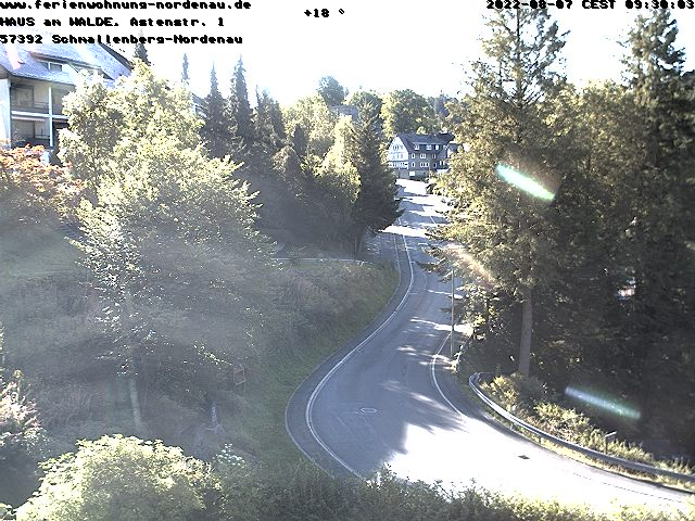Webcam in Nordenau