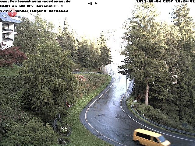 Nordenau Skigebied - Webcam 1