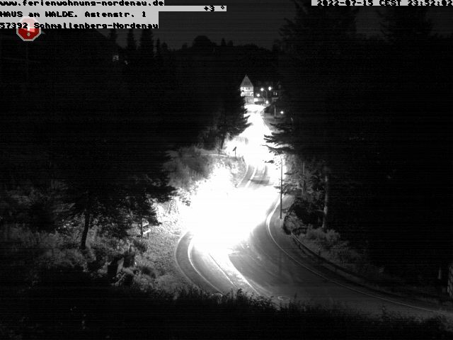Nordenau Ski-region - webcam 1